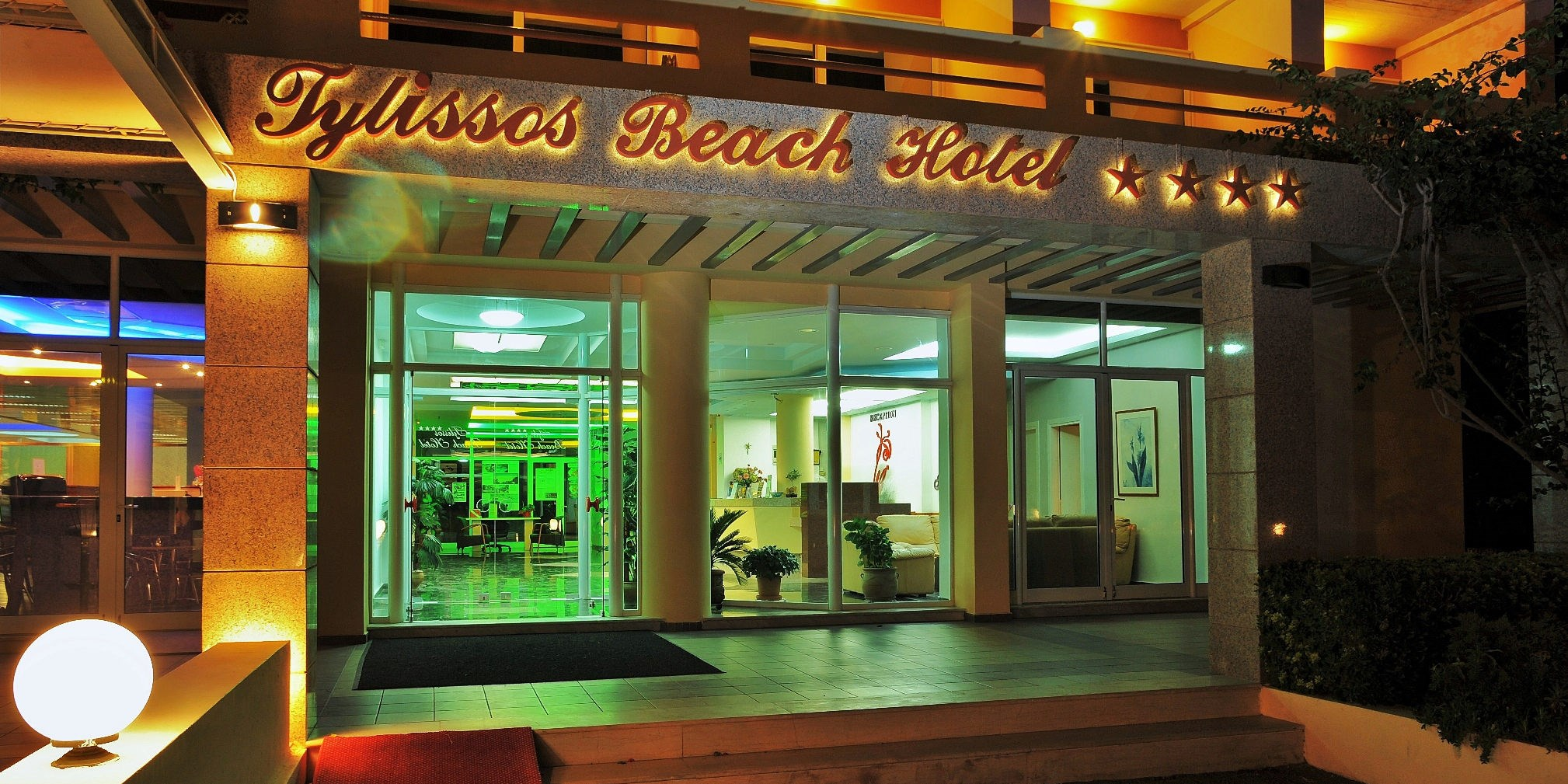 Tylissos beach services